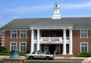 12th Annual Old Car Show @ LaPorte County Historical Society Museum | La Porte | Indiana | United States