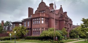 Black Out Tours @ Barker Mansion | Michigan City | Indiana | United States