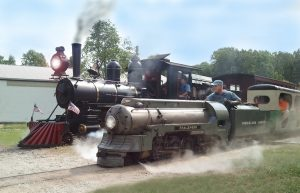 American Family Day @ Hesston Steam Museum