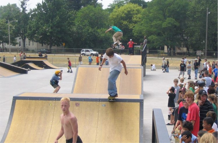 Michigan City Skate Park