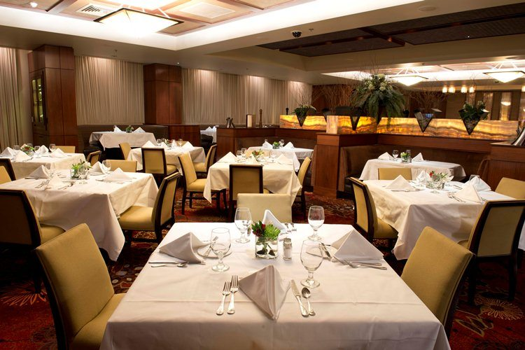 William B's Steakhouse at Blue Chip Casino