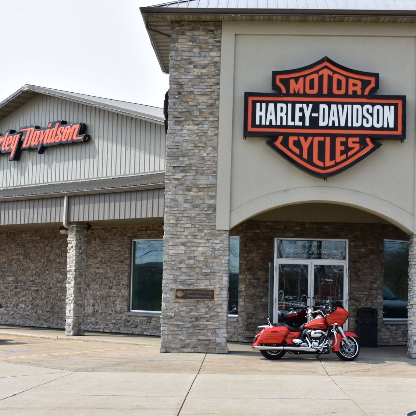 Harley Davidson Michigan >> Harley Davidson Shop Of Michigan City Visit Michigan City
