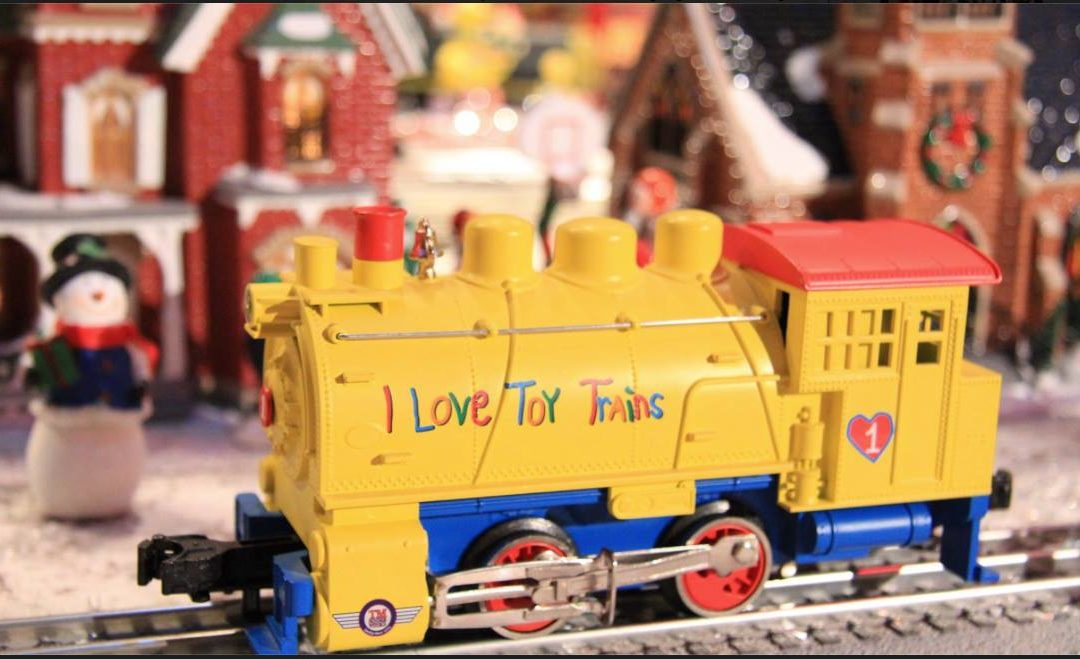 I Love Toy Trains Country Store