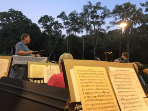 Michigan City Municipal Band Concerts @ Washington Park | Michigan City | Indiana | United States