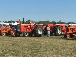 Tractor Show @ Rumely Allis Chalmers LaPorte Heritage Center | La Porte | Indiana | United States