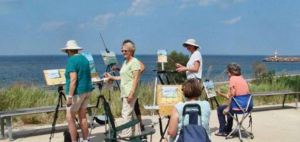 The Duneland Plein Air Painters @ The Rising Phoenix Gallery | Michigan City | Indiana | United States