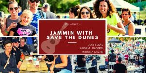 9th Annual Jammin with Save the Dunes @ Guy Foreman Amphitheater at Washington Park | Michigan City | Indiana | United States