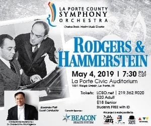 An Evening with Rodgers & Hammerstein @ Civic Auditorium | La Porte | Indiana | United States
