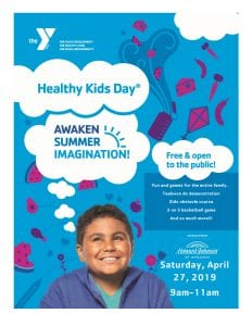 Healthy Kids Day @ YMCA Michigan City Elston branch | Madison | Wisconsin | United States