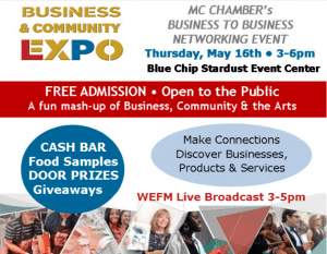 Michigan City Chamber of Commerce Business & Community EXPO @ Blue Chip Casino Stardust Event Center | Michigan City | Indiana | United States