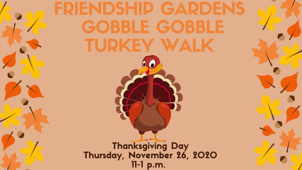 Gobble Gobble Turkey Walk