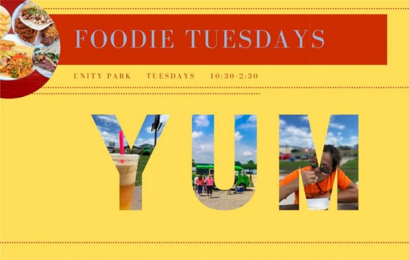 Foodie Tuesdays