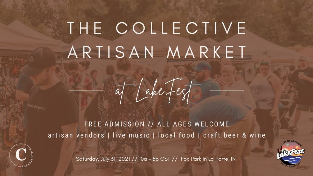 The Collective Artisan Market at LakeFest